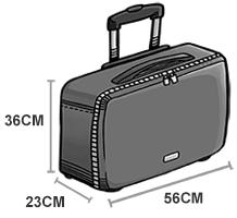 Quy định hành lý xách tay & ký gửi  của American Airlines