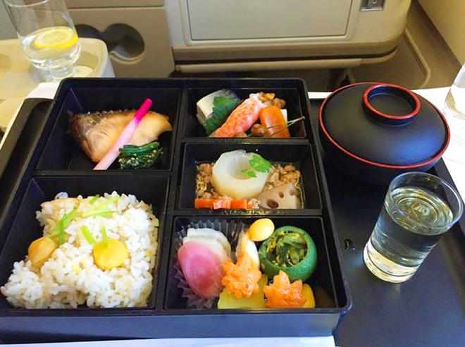Cơm hộp đặc trưng kiểu Nhật