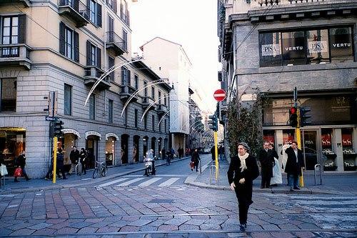 Via-Montenapoleone-Milan