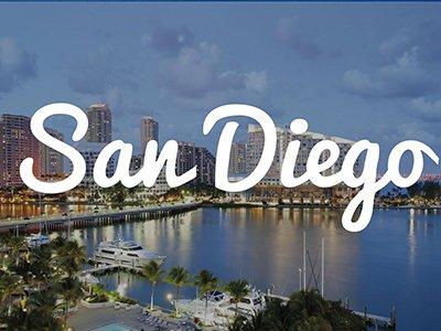 Vé máy bay đi San Diego