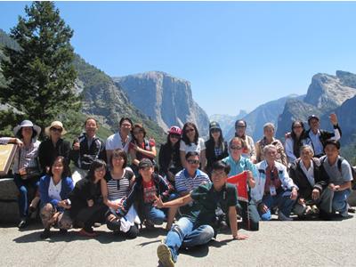 Tham quan các điểm thú vị tại công viên Yosemite