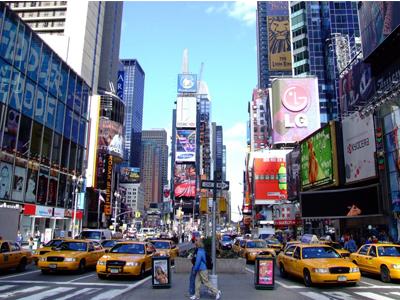 Tham quan đại lộ Fifth Avenue tại thành phố New York