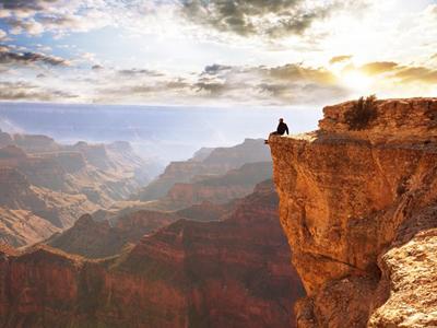 Lênh loang đất trời ở đại vực Grand Canyon