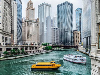 10 LÝ DO BAY ĐẾN CHICAGO CÙNG AMERICAN AIRLINES