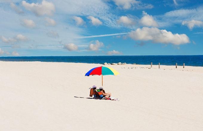 bãi biển coopers