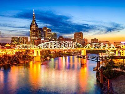 Vé máy bay đi Nashville 2018