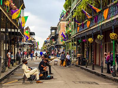 Những địa điểm không nên bỏ lỡ khi đi du lịch ở New Orleans