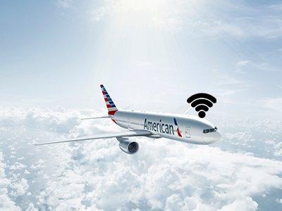 Mua vé máy bay đi Mỹ – Nhận code wifi miễn phí