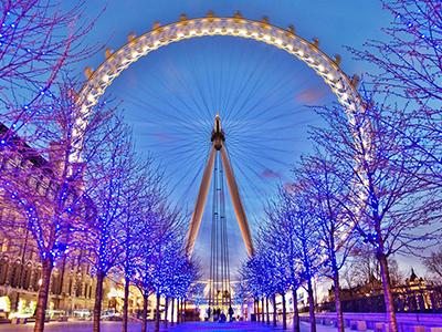 Trải nghiệm những vòng quay Ferris ấn tượng nhất nước Mỹ