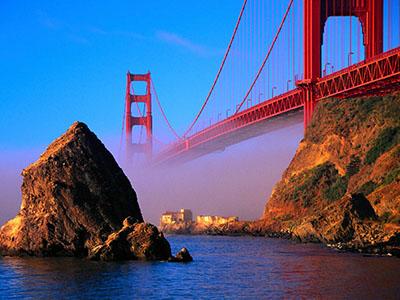Cầu Cổng Vàng – Biểu tượng của lòng đam mê và sự huy hoàng của nước Mỹ
