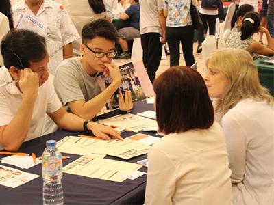 Những câu hỏi phỏng vấn thường gặp khi xin visa du học Mỹ