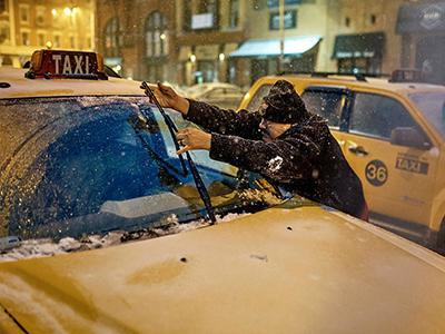 Mùa Đông New York lạnh kỷ lục trong suốt chục năm qua