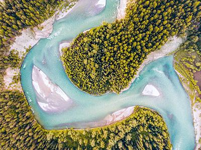 Những khung cảnh tuyệt đẹp chụp từ trên cao của nước Mỹ (Phần II)