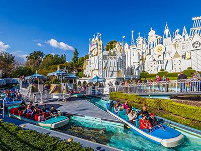10 điều bí ẩn thú vị ở khu vui chơi Disneyland – Mỹ