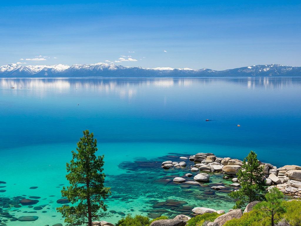 Hồ Tahoe - hangkhongmy.vn