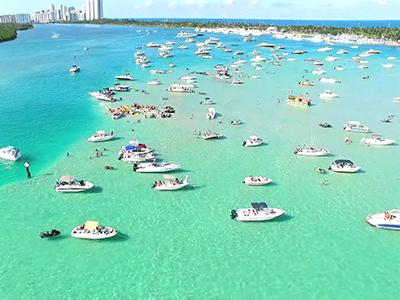 Bãi biển Miami – Thiên đường du lịch biển tuyệt đẹp