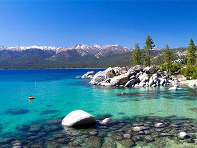 Hồ Tahoe – Hòn ngọc tự nhiên tuyệt đẹp của nước Mỹ