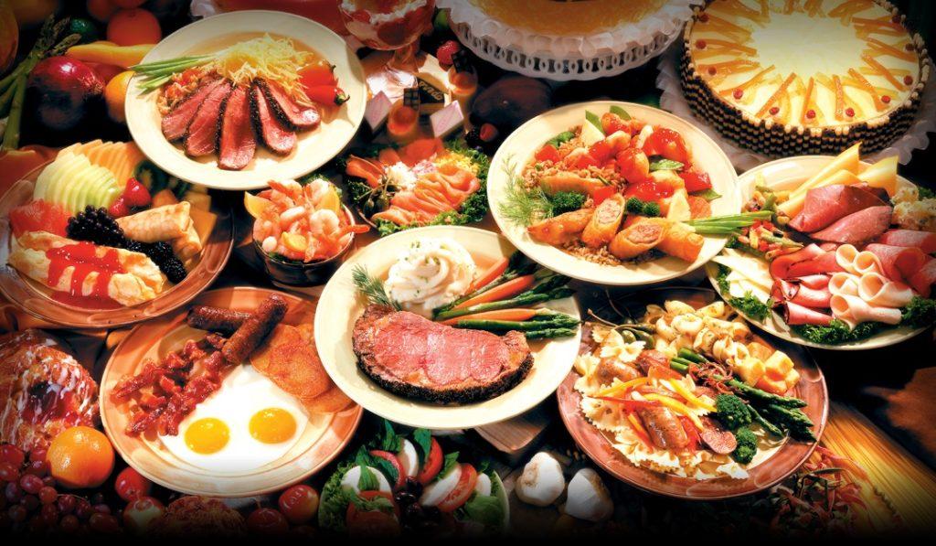 ẩm thực Las vegas