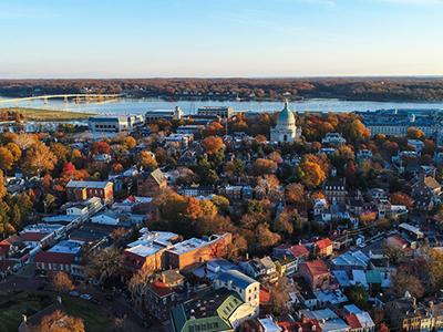 10 thành phố nhỏ yên bình của nước Mỹ (Phần I)