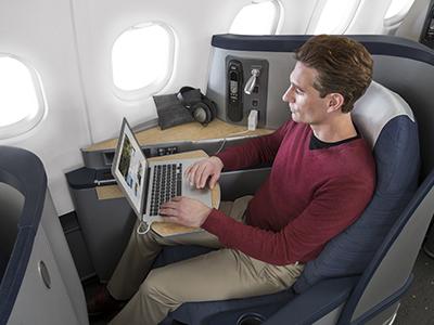 Trải nghiệm hạng thương gia đẳng cấp của American Airlines – Hãng hàng không số 1 thế giới