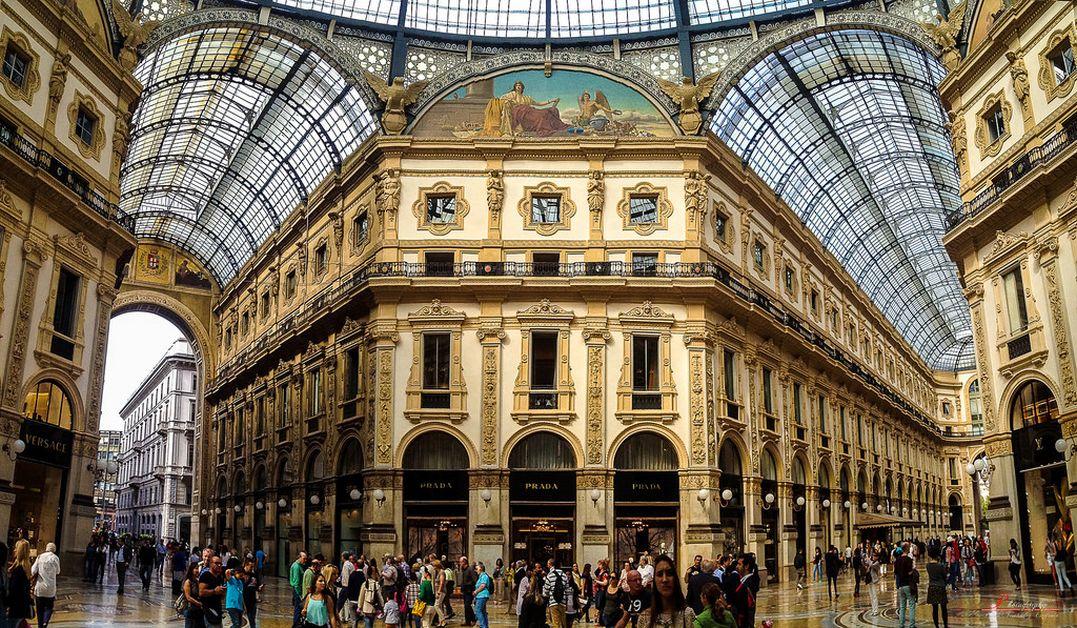 Kết quả hình ảnh cho TRUNG TÂM THƯƠNG MẠI MILAN