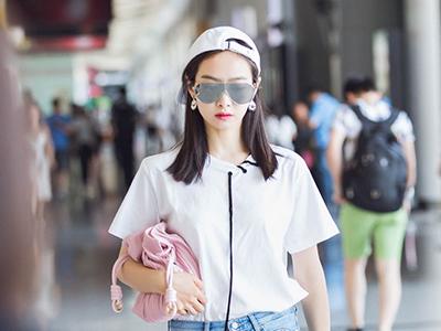 5 phong cách thời trang sân bay sành điệu khó cưỡng