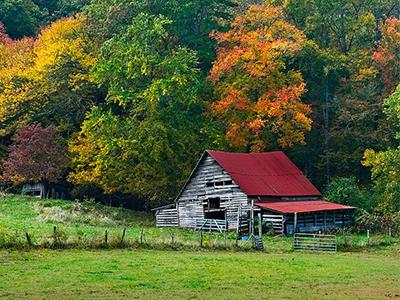 11 Ngôi nhà trang trại bạn nhất định phải ghé thăm ở Mỹ