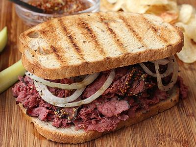 5 món ăn biến nước Mỹ thành thiên đường Fastfood