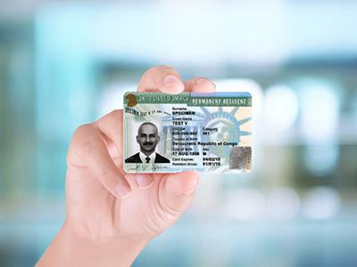 Thẻ xanh Mỹ (Green Card) là gì, thẻ xanh có mấy loại?
