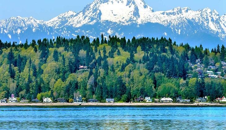 """Nhờ 3 địa điểm này mà Seattle được mệnh danh là """"thành phố xanh"""" của Mỹ"""