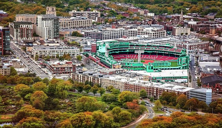 Đến Boston đừng quên ghé thăm 5 điểm hấp dẫn này