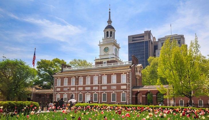 Philadelphia – nơi tái hiện những nét văn hóa Mỹ đặc sắc