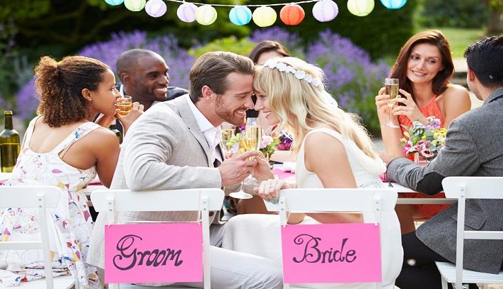 """Đám cưới ở Mỹ – """"đơn giản và đầy ý nghĩa"""""""