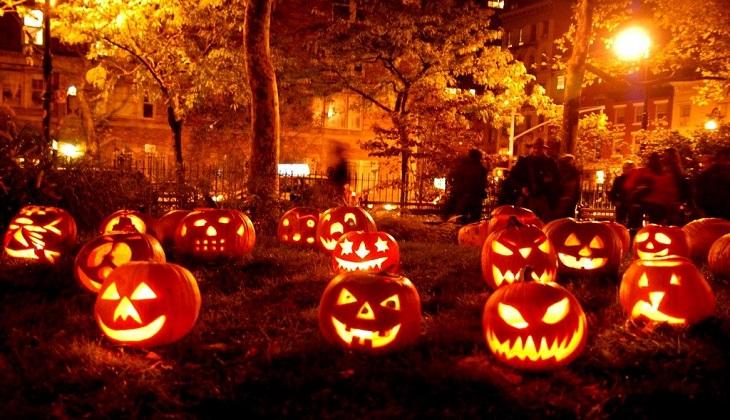 Tưng bừng lễ hội Halloween ở Mỹ