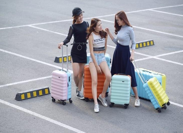 Mách bạn cách chọn vali phù hợp với mọi chuyến đi