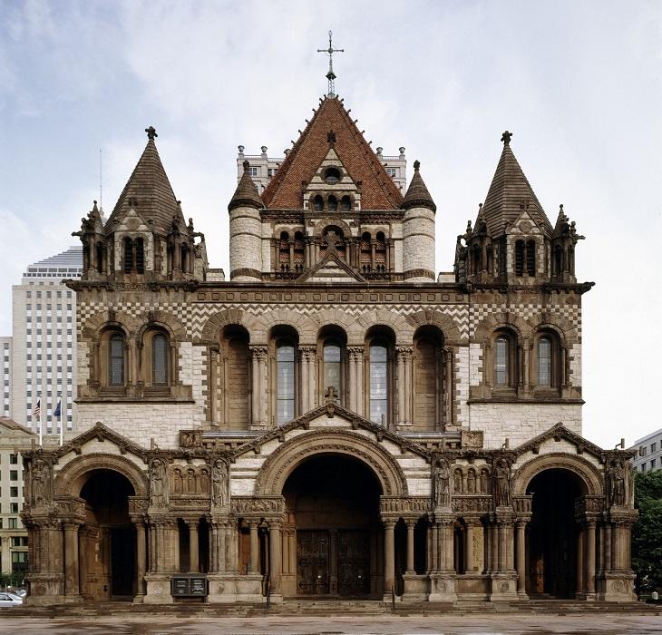 Ghé qua Boston để nhìn ngắm vẻ đẹp cổ kính, lãng mạn và thơ mộng