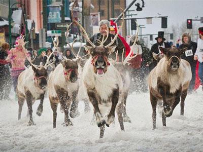 7 lễ hội mùa Đông hấp dẫn nhất nước Mỹ